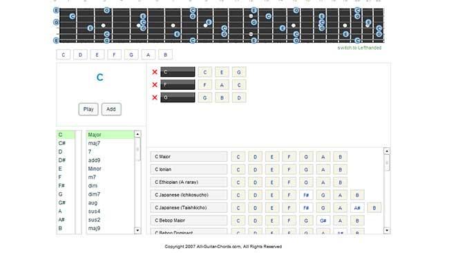 5 Free Chord Progression Maker (Generator) - Part 5 - Beatmaker ...