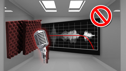 how to make a recording booth