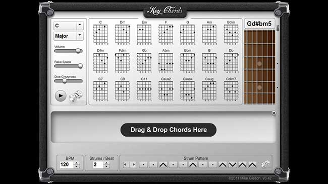 5 Free Chord Progression Maker (Generator) - Part 1 - Beatmaker ...