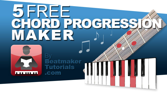 Piano urban piano chords : 5 Free Chord Progression Maker (Generator) - Part 1 - Beatmaker ...