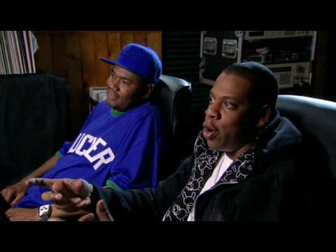 Jay-Z making of Dead Presidents with Ski