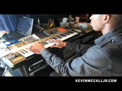 Songwriting and vocal recording Kevin McCall