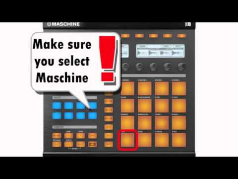 How to stop latency Maschine + Logic