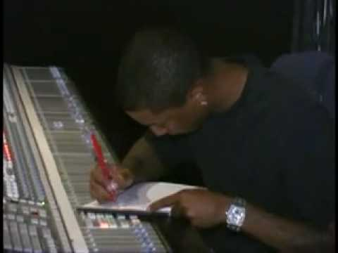 Pharrell studio 702 star making of