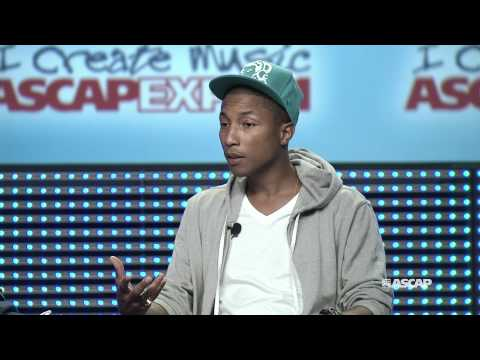 Pharrell of the Neptunes giving great adivce