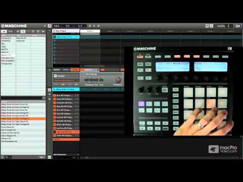 Choke Groups Maschine