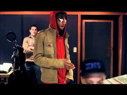 Swizz Beatz recording vox